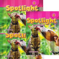 乐洋图书原版进美国小学学科英语教材 Spotlight on English (SOE)幼儿园K级别