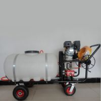 农田喷雾器 手推式农林果园喷雾器 养殖场消毒车价格