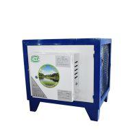 商用厨房油烟净化设备山西三阳静电式4000风量油烟净化器