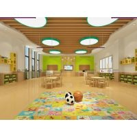佛山市少儿艺术培训机构装修设计 幼儿园环境整体设计