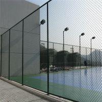 【雄丰】绿色喷塑勾花护栏 运动场围栏安全防护网 隔离栅