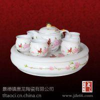 礼品陶瓷功夫茶具,家居用品青花瓷茶具