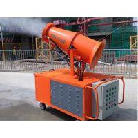 烟台莱州雾炮机降尘除霾清抑尘设备