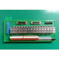 机床配件——中继板FX-F(OIC)中间继电器模组 和泉欧姆龙继电器