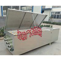 自动毛辊旋转花生清洗机 新型洗花生机 广大QX-2200-10型 花生清洗机