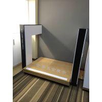 全美五金展示 集成灶展示柜展现出产品的高档品质