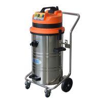 五金加工厂吸铁屑用吸尘器,依晨工业吸尘器YZ-8020B