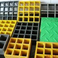 玻璃钢格栅地沟盖板/增强加厚型洗车房排水格栅/鸽舍地网钢格板