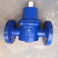 Y416 可调式减压阀 法兰减压阀 铸铁材质 厂家直销 天津斯帝尔