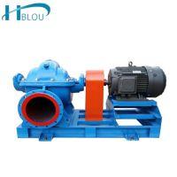 厂家供应6SH-6A蜗壳式清水加压泵大流量大功率双吸泵农田灌溉