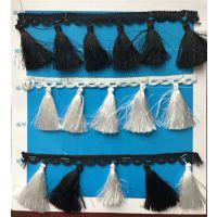 棉线流苏吊穗织带花边服饰绳带