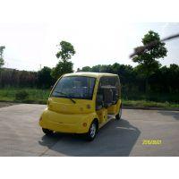 小区四轮看房接待车报价,供应新款LK-05座电动观光游览车
