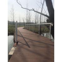 供应高品质迪卡木塑地板、迪卡栈道地板、木塑阳台铺板