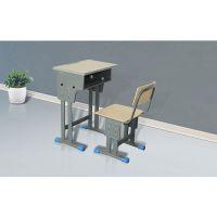 长春定制可生降自习室阅览室成套桌椅厂家供货
