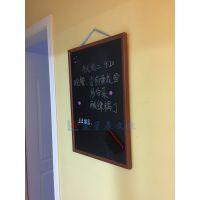 广州挂式书写黑板m揭阳单面磁性黑板m汕头定制菜单牌