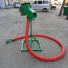 电动节能型吸粮机 润丰牌 弯曲在车吸粮机