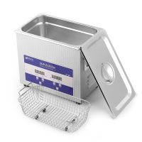 厂家供应数码加热系列 科涞尔KE-021S超声波清洗机 120W 3.2L 家/商用