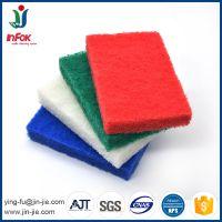 加厚百洁布 三片装含沙刷百洁布抛光打磨百洁垫可定制