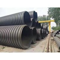 力和供应太原地区优质钢带管 增强波纹管 国标管