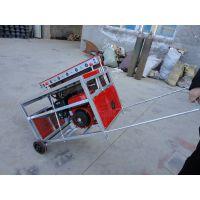 柴油光缆输送机生产厂家 电缆布放辅助机 鼎力工具
