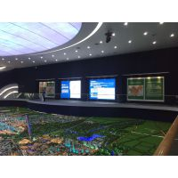 济南沙盘模型制作 智能展厅设计 智能售楼处 工业模型设计制作