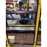 厂家直销车间仓库隔离网机器人防护网喷塑处理选科尔福