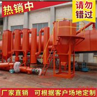炭化炉设备制造厂家,炭化机生产厂商, 润合牌炭化炉