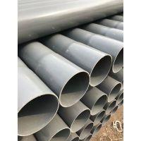 农田灌溉PVC管材生产厂家价格涨浮更新