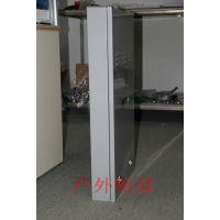 27寸户外电线杆广告机显示器,户外防水防晒