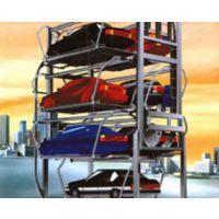 垂直循环式立体停车库
