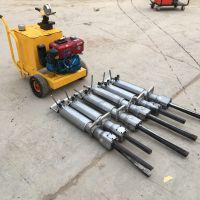 宁德液压电动PLE-250劈裂机派力恩混凝土液压泵分裂机定做