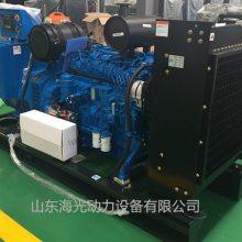 潍柴原装机组WPG165L9配置WP6D152E200柴油机 超级省油耐用120KW