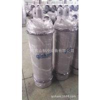 QISHANR 启山100KG冷媒钢瓶 重复回收专用钢瓶 环保科技公司 电子废弃物拆解用
