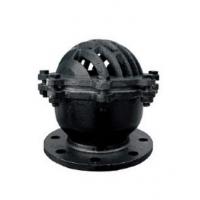 H42X-10 H42X-16法兰底阀 水泵专用底阀 止回阀 升降式底阀 衬胶底阀 铸铁底阀