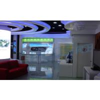 西安多媒体展厅数字化展厅中控设计