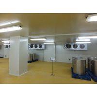 食品冻结冷却间安装|冷却间建造