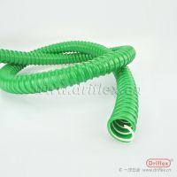 PU阻燃材质 加强筋管,凸筋穿线管,四川厂家供应,可任意弯曲