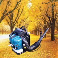 树叶吹吸机 路面吹树叶清理机 启航大风力吹吸机批发