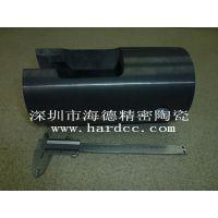深圳氮化硅陶瓷套 氮化硅陶瓷耐磨套结构件 磨削