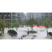专注公园风景区园林人造雾工程景观冷雾加湿厂家电话