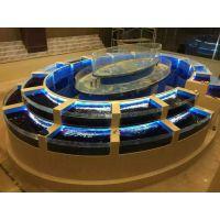 无锡鱼缸无锡酒店鱼缸定做无锡海鲜鱼缸价格