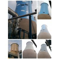 电厂冷却塔防腐美化专业公司-技术领先、品质保证