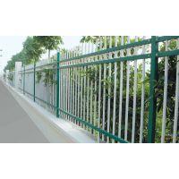 海泽供应公园外墙方管护栏 组装式锌钢防护栏 铁艺护栏