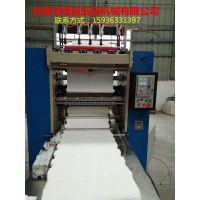 做抽纸加工的机器用什么原材料比较好?许昌顺运纸品机械