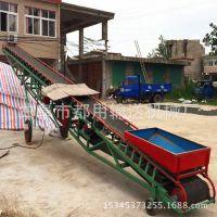 [都用]工业耐腐蚀输送机 袋装工业盐输送机 皮带机生产厂家