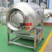 不锈钢肉制品加工设备后抽式真空滚揉机厂家直销腌渍机