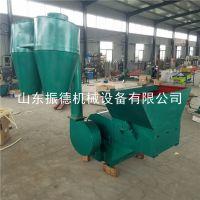 厂家生产 大型秸秆谷秸粉碎机 全自动木削刨花机 专用食用菌粉碎机 振德
