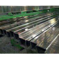 杭州100x100x1.4不锈钢工程用方管
