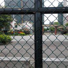 体育场勾花网 足球场围栏网 篮球场围栏网厂家