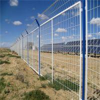 边框式防攀爬焊接网片 高速公路临时隔离框架护栏网现货